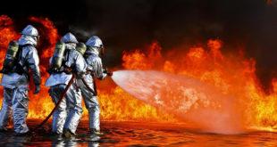 devenir pompier